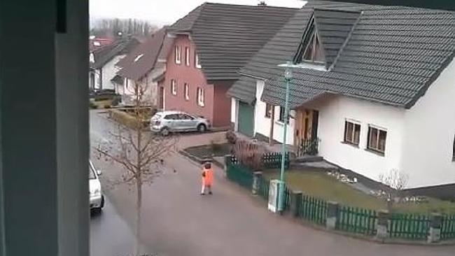 คลิปเสียงแปลกๆ ในเยอรมนี