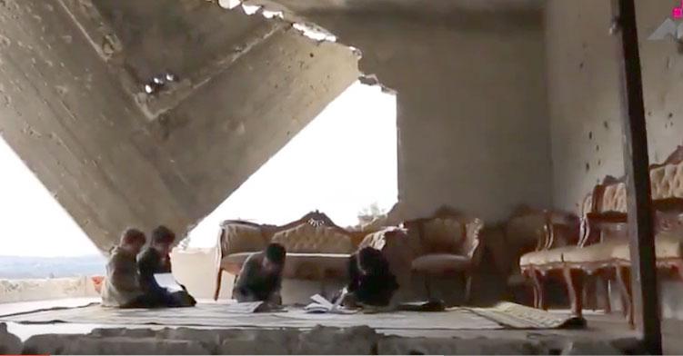 พวกเขาพ่ายแพ้จริงหรือ?....อะไรคือสิ่งบันดาลใจของชาวซีเรีย