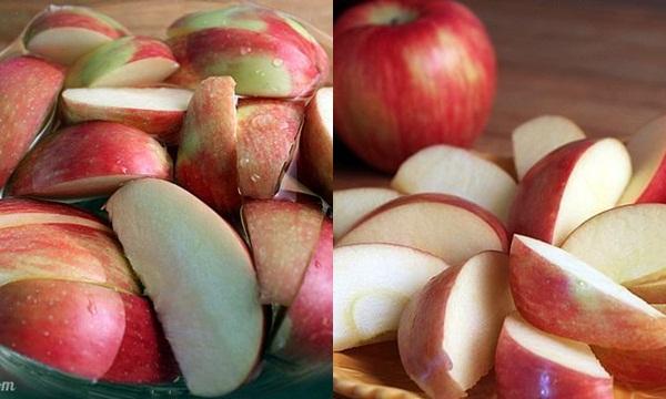 5 วิธีปอก เเอปเปิ้ล ให้สวย-ไม่ดำ (ชมคลิป)