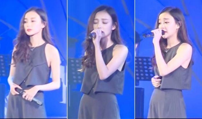 ตะลึง! สาวจีนร้องเพลง สุดใจ ขนลุกเวอร์