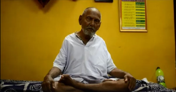 คลิปชายอินเดียวัย 120 ปี เผยเคล็ดลับอายุยืนยาว