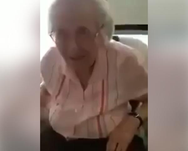 คุณยายวัย 92 ปี เป็นยิวจากรัสเซียเข้ารับอิสลาม เมื่อปี 2016
