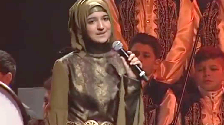 ชาวอัลบาเนียขับร้องเพลงสรรเสริญนบีมูฮำมัด(ซ.ล.) ไพเราะมาก!!