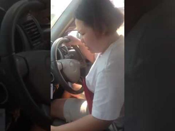 ฮาหนักมากก !! เมื่อสาวเรียนขับรถครั้งแรก ชาตินี้จะขับได้มั้ยเนี่ย
