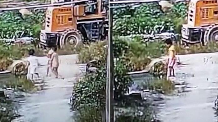 สลด! สองเด็กหญิง โดดช่วยน้องชาย 4 ขวบ สุดท้ายจมดับ 3 ศพ (คลิป)